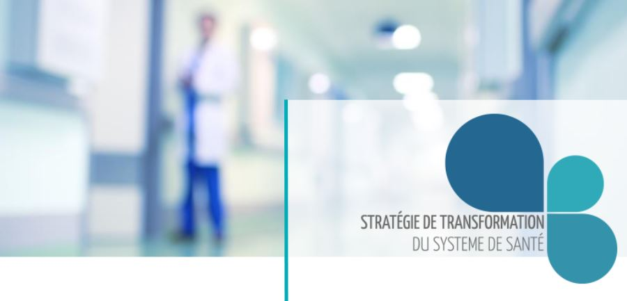Strategie Transformation System Sante