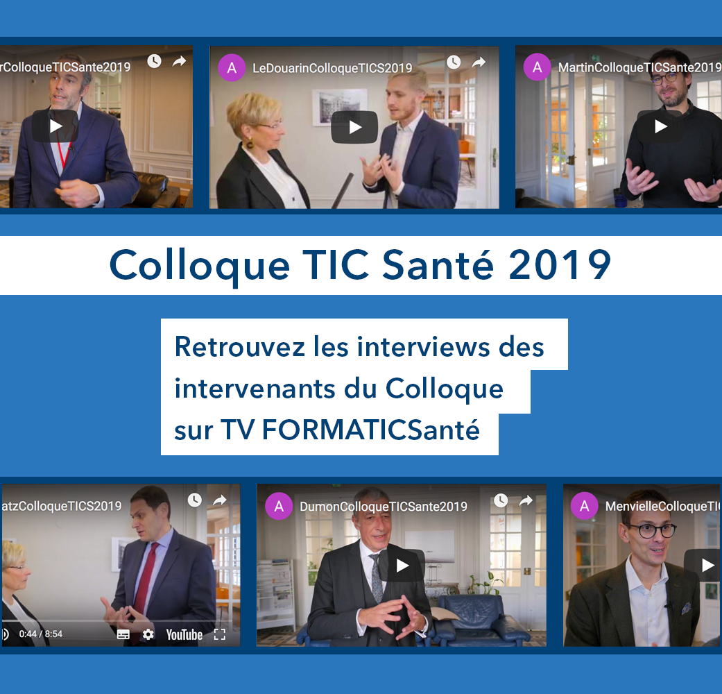 Colloque TicSante 2019
