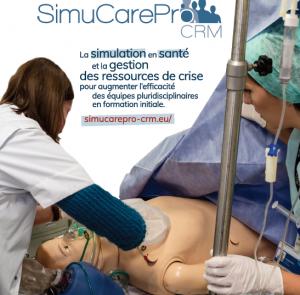 Simucarepro-CRM – La simulation en santé et la gestion de ressources de crise