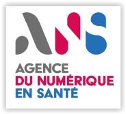 Logo Agence du Numérique en Santé